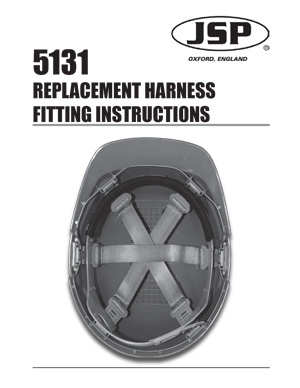 Comfort Plus 5131 Replacement Harness Fitting Instructions