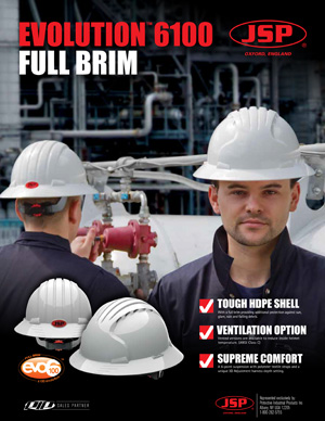 JSP Evo6100 Full Brim Sell Sheet