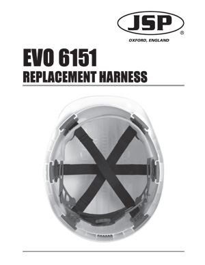 Evo6151 Replacement Harness Fitting Instructions