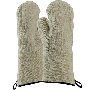 Terry Cloth Gloves, Sleeves, Pads,