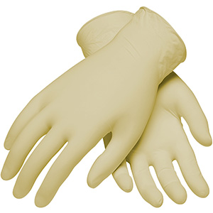 Latex Single Use Gloves