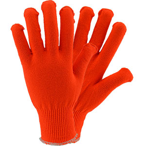 Seamless Gloves for Cold